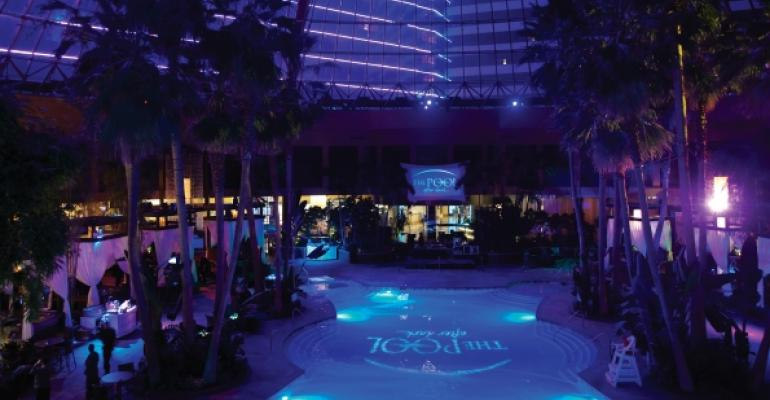 Pool Party Anyone? Harrah's Atlantic City Upgrades Nightlife Venue