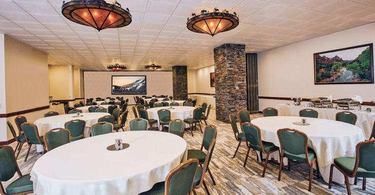 Westgate Park City Resort Event Hall