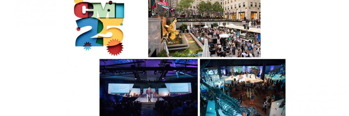 Maritz Global Events: 2017 CMI 25