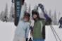 Keystone skiers