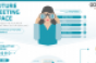 Future meeting space formats infographic