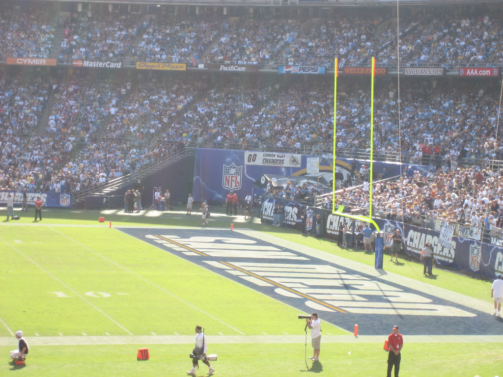 Nfl S Chargers Propose Stadium Convention Center Hybrid In